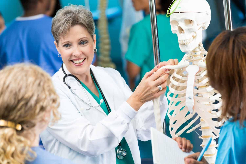 nursing professor